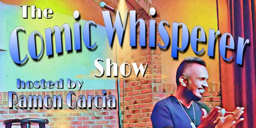 The Comic Whisperer Show hosted by Ramon Garcia ~ Cancer Fundraiser