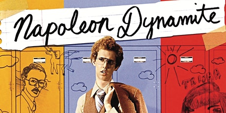 NAPOLEON DYNAMITE - A CONVERSATION WITH JON HEDER AND EFREN RAMIREZ tickets