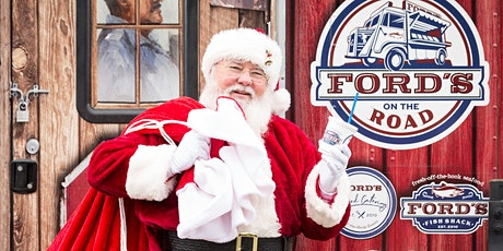 Breakfast With Santa - Ford's Fish Shack South Riding tickets