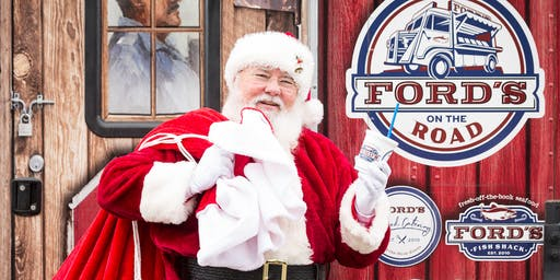 Breakfast With Santa - Ford's Fish Shack South Riding