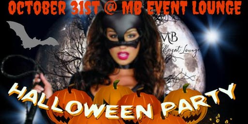 MB EVENT LOUNGE HALLOWEEN PARTY !