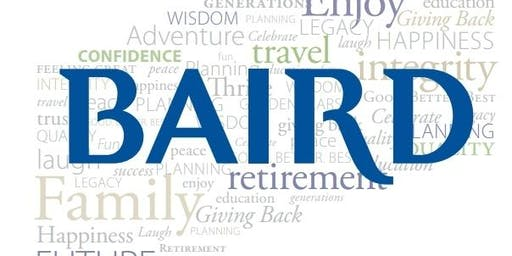 Rockford Christian and Baird Financial Lifestyle conference