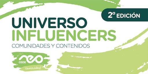 """Universo Influencers 2° Edición """"Comunidades y Contenidos"""""""
