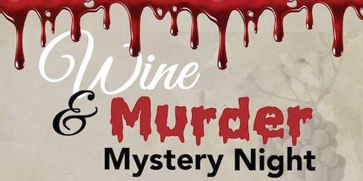 Wine & Murder Night - 11/9