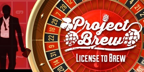 Project Brew - License to Brew: Winter 2019 tickets