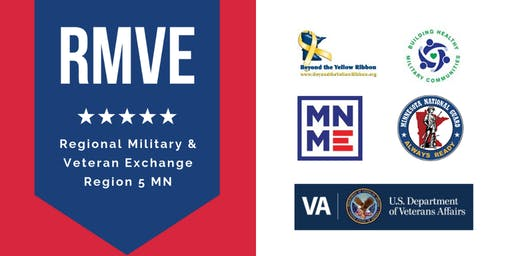 Regional Military and Veteran Exchange - Region 5 MN - January