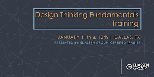 Design Thinking Fundamentals (DTF) - Charlotte - May