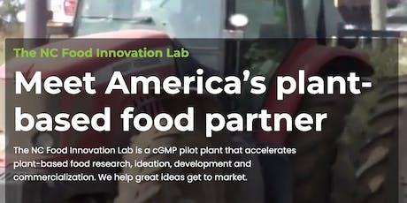 NC Food Innovation Lab Tour tickets