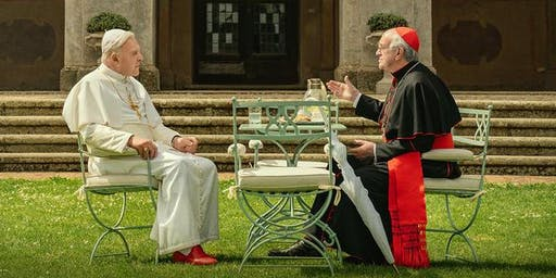 Special Advance Screening: THE TWO POPES with Director & Producer in Person