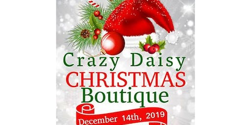 Annual Crazy Daisy Christmas Boutique