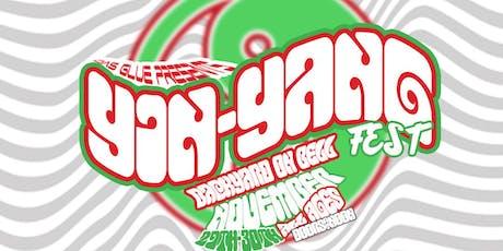 Yin Yang Fest tickets