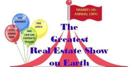 2020 NAMAR Real Estate EXPO tickets