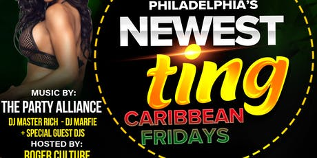 CARIBBEAN FRIDAYS tickets