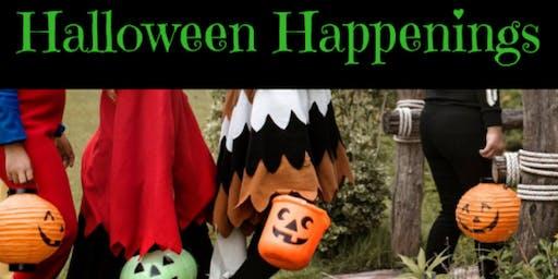 2019 Halloween Happenings in Skokie, Niles, Park Ridge & Far NW Chicago