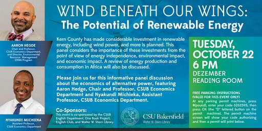 Wind Beneath Our Wings: The Potential of Renewable Energy
