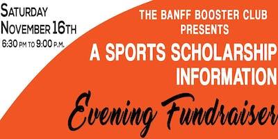 Sports Scholarship Information Evening Fundraiser