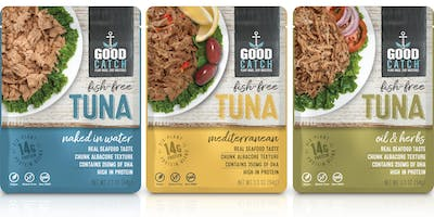 Good Catch: Cooking With Plant-based Tuna