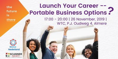Launch Your Career  -- Portable Business Options?