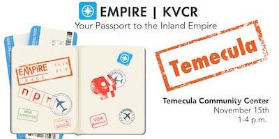 Empire | KVCR Community Forum Temecula