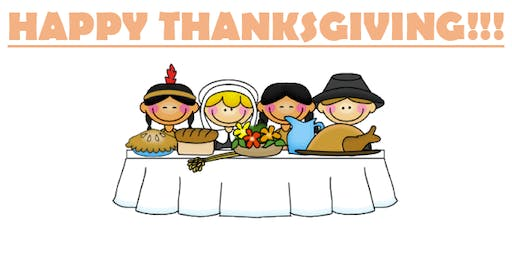 Thanksgiving Kid's Cooking Class - by Twist3d Cuisine