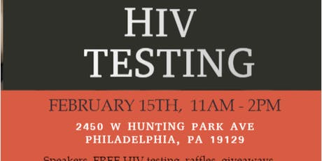 Status Is Everything: HIV/AIDS Awareness, Education and Testing Seminar tickets