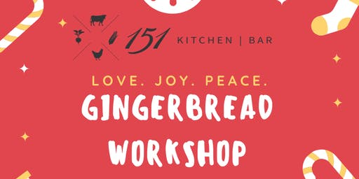 Gingerbread Workshop