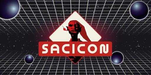 SACICON v7.0 [A FESTA] - With love, from Araraquara