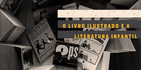CURSO |  O livro ilustrado e a literatura infantil ingressos
