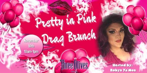 Pretty in Pink Drag Brunch