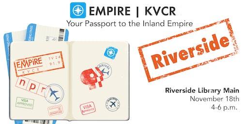 Empire | KVCR Community Forum Riverside