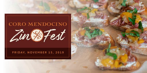 Fall Zin Fest presented by Coro Mendocino