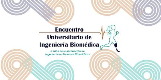 Encuentro Universitario de Ingeniería Biomédica