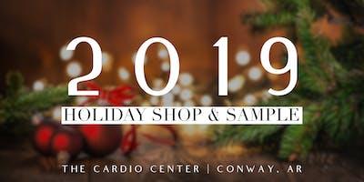 2019 Holiday Shop & Sample
