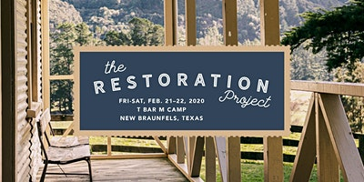 The Restoration Project with Marian Jordan Ellis