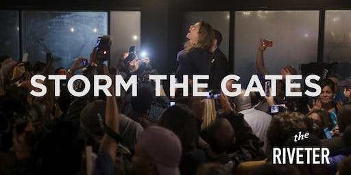 Storm the Gates: Film Screening and Director Talk Back