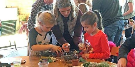 Grandparents Day- Terrarium Workshop (12:00 pm Session) tickets