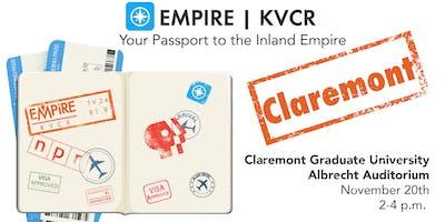Empire | KVCR Community Forum Claremont