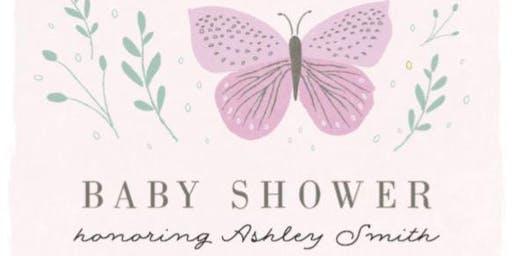 Ashley's Baby Shower