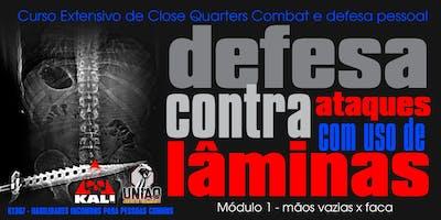 Curso de Defesa Pessoal Módulo I