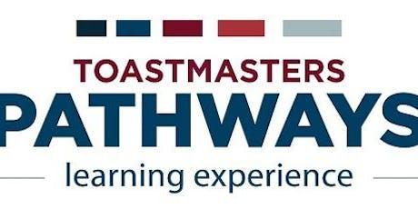 OTT Toastmasters Pathways Accelerator / Formation Intensive Pathways billets