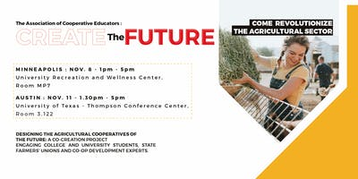 Designing the Agricultural Cooperatives of the Future - Minneapolis