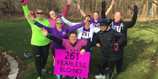 Social Run/Walk with 261 Fearless