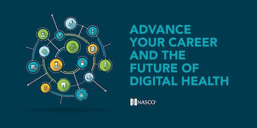 Meet NASCO at Elizabethtown College's Career Center Information Booth