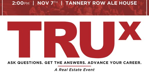 TRUx - A Real Estate Event