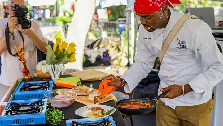 Brunch on the Sunny Side: Taste the Islands Experience 2020 image