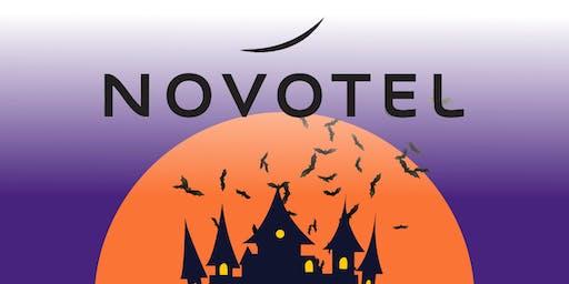 Soirée Halloween Novotel Lille Centre Gares