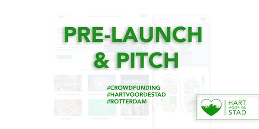Pre-launch & Pitch