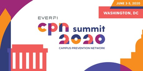 2020 Campus Prevention Network Summit tickets