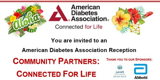 Community Partners: Connected For Life