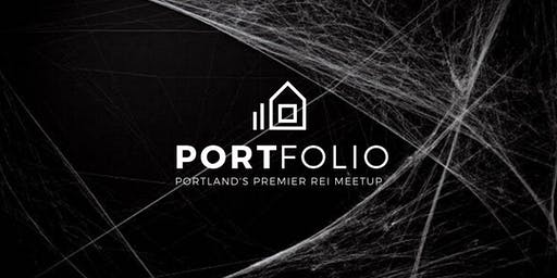 PORTFOLIO: Portland's Premier Real Estate Investing October Meetup